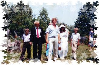 Ante Tolić i seka Matija vjenčanje - ukrašeno