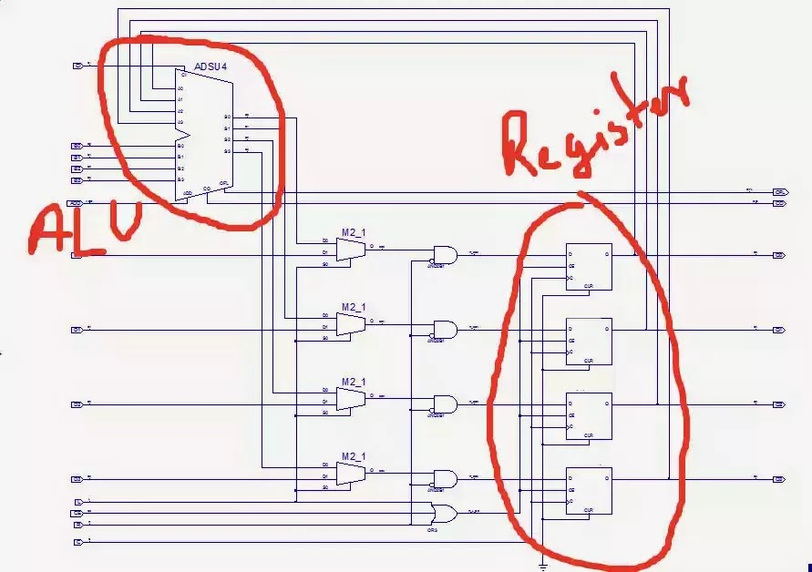 accumulator circuit diagram and operation  applied electronics, circuit diagram