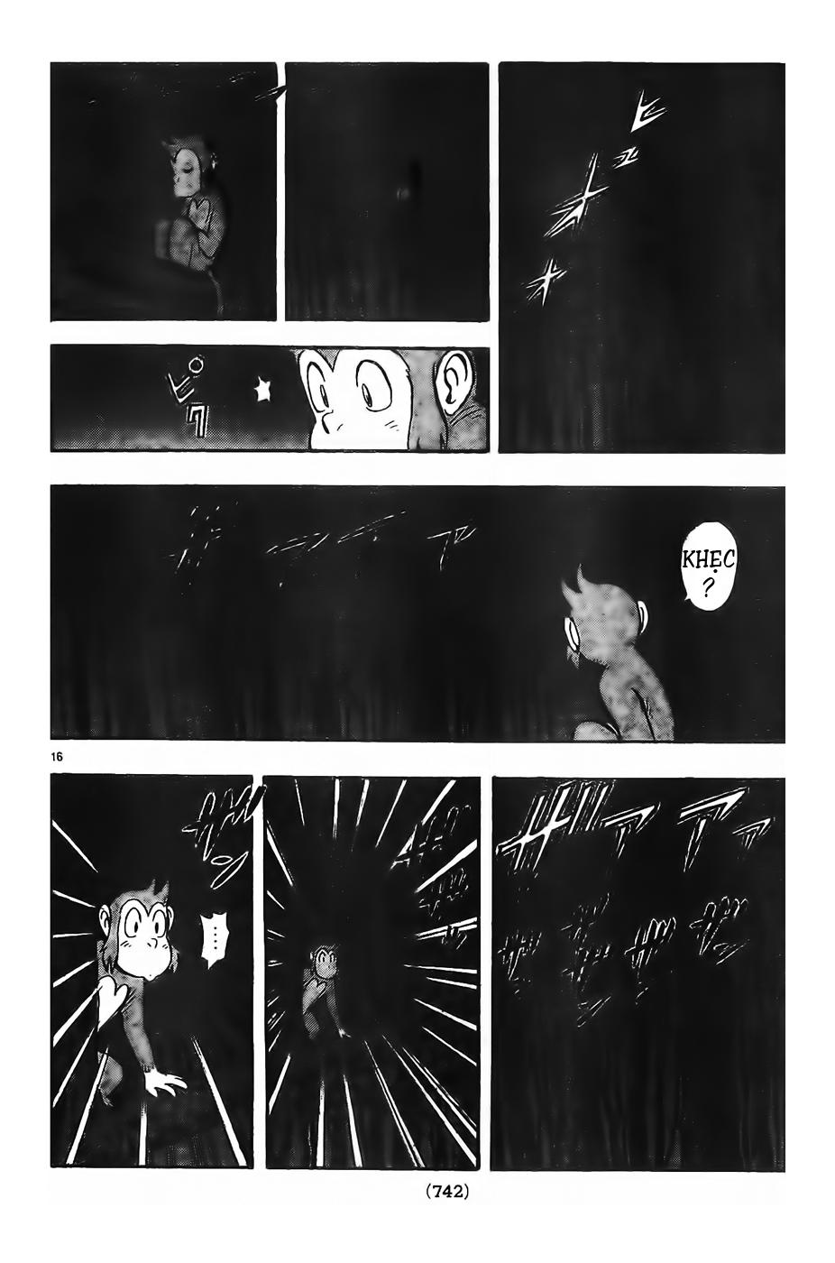 Hoàng Phi Hồng Phần 4 chap 80 Trang 17