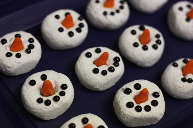 snowman preschool do a dot printables Images - Frompo