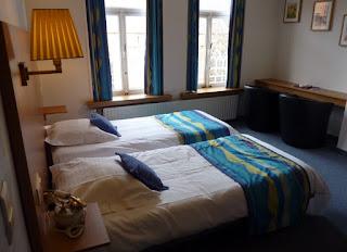 asiris hotel Brujas Bélgica