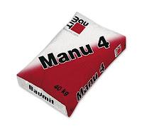 Tencuiala de grund Manu 4 Baumit, Tencuiala Aplicare Manuala, Tencuiala Grund, Manu 4 Baumit Pret