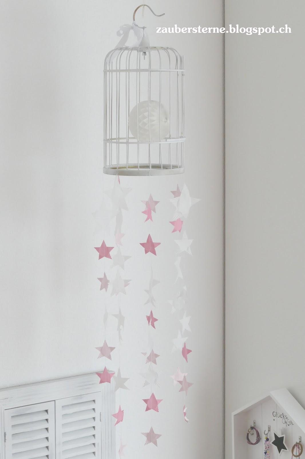 blog schweiz miriweber.ch : DIY Sternenvorhang