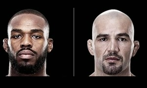 Data da luta entre Glover Teixeira e Jon Jones
