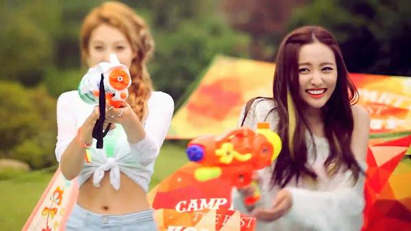 BESTie Haeryung Hot Baby