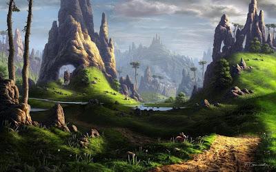 Fantasy Greenery
