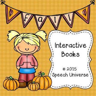 https://www.teacherspayteachers.com/Product/Fall-Interactive-Books-1967978