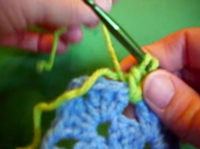 Mes favoris tricot crochet tuto crochet comment ne plus - Rentrer les fils tricot ...