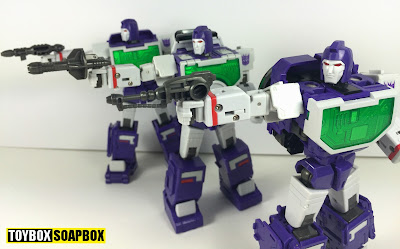 maketoys visualizers hand guns and blasters
