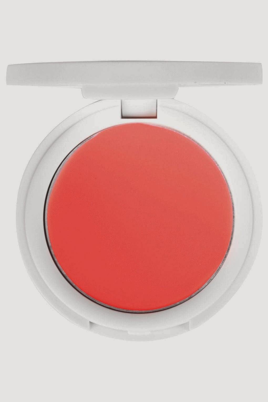 topshop peach blusher