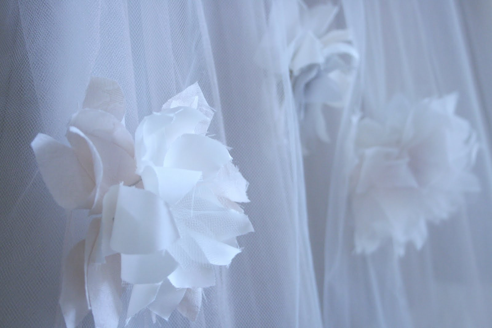 wedding dress tutorial