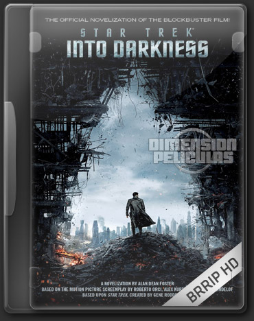 Star Trek: Into Darkness (BRRip HD Español Latino) (2013)