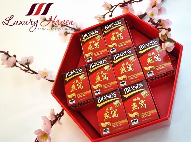 chinese new year brands birds nest review
