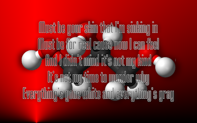 Glycerine - Bush Song Lyric Quote in Text Image