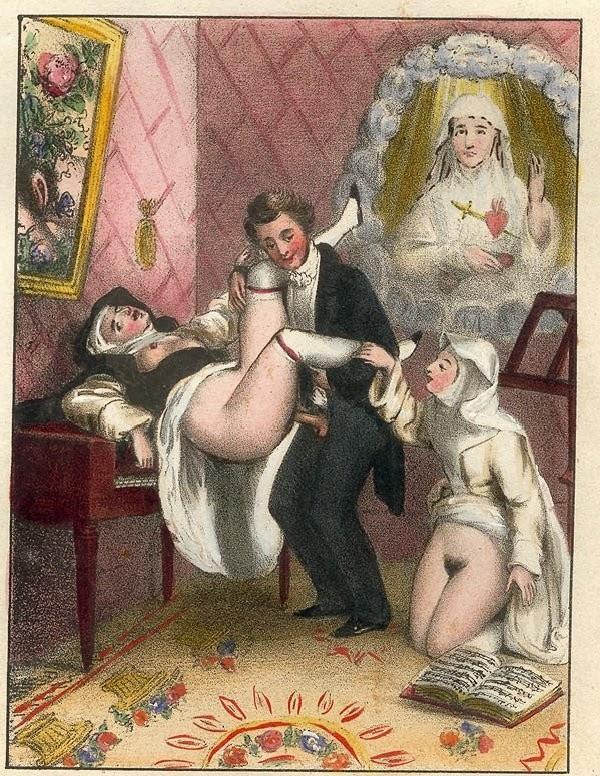 Порно позапрошлого века фото 449-285