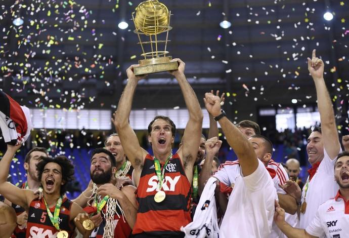 Flamengo tetracampeão  NBB
