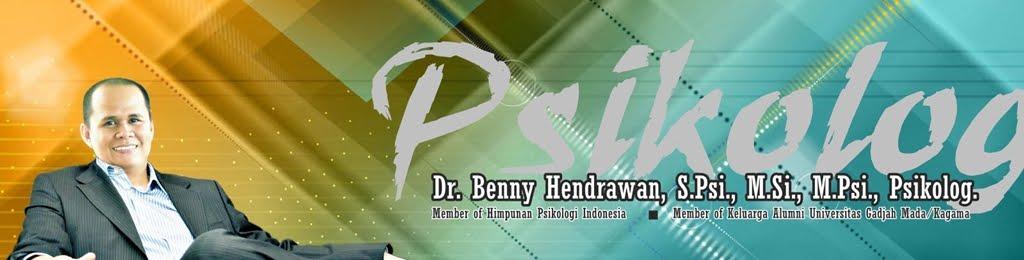 Dr. Benny Hendrawan, Psi.
