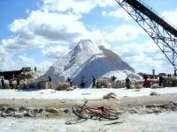 explotacion de la sal