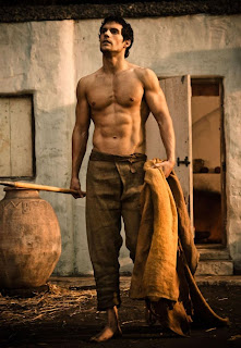 henry cavills immortals workout