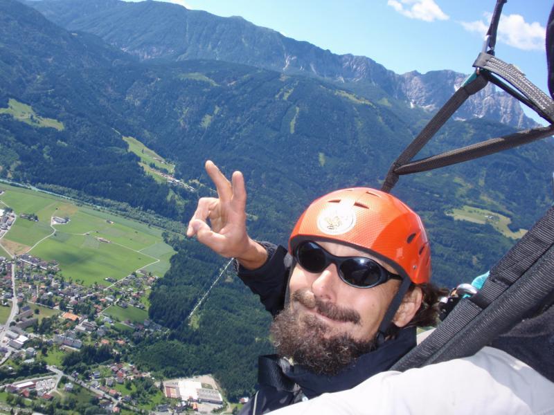 ACTIVE PARAGLIDING - kurzy létání