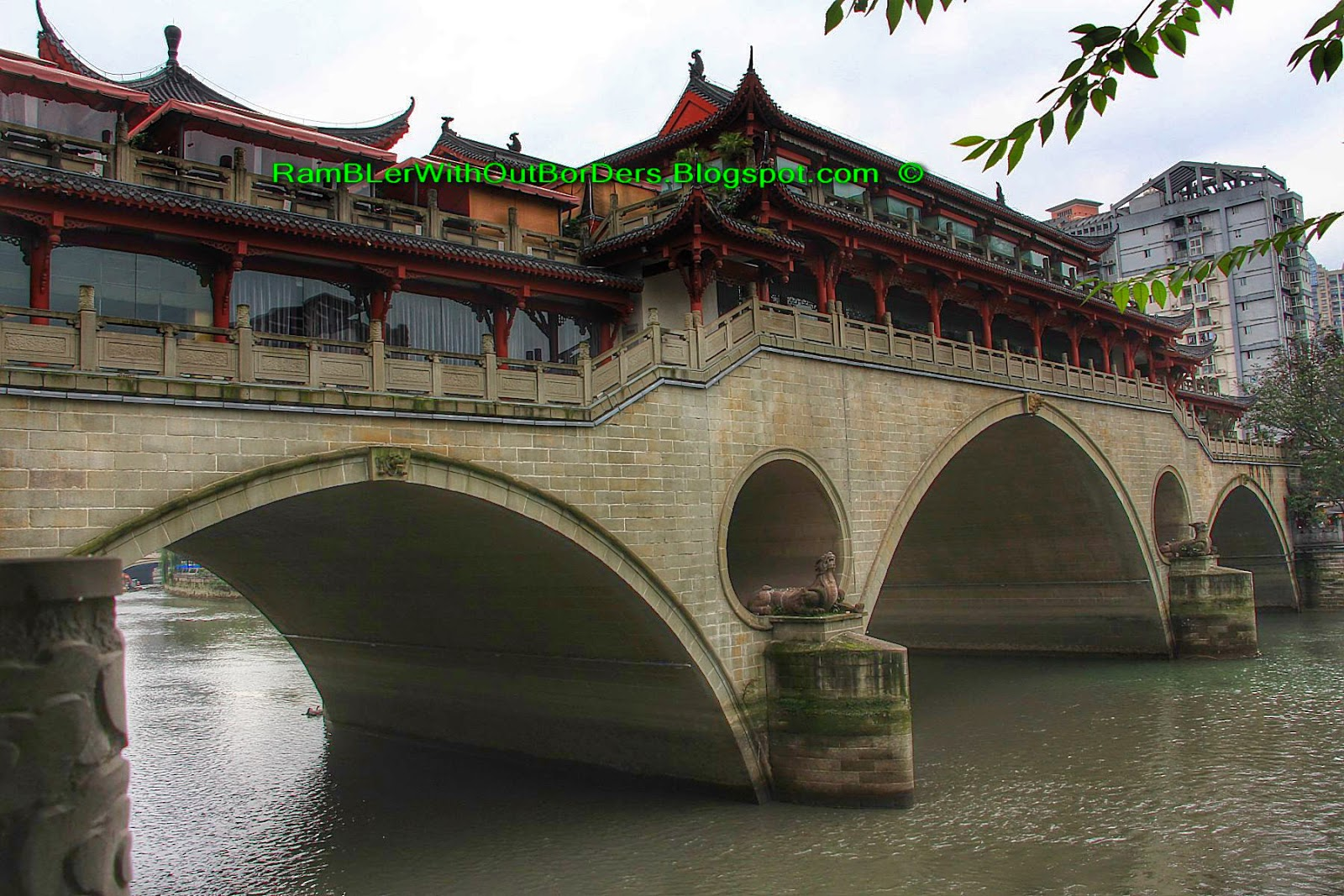 Rambler Without Borders      Sichuan Day 1  Chengdu
