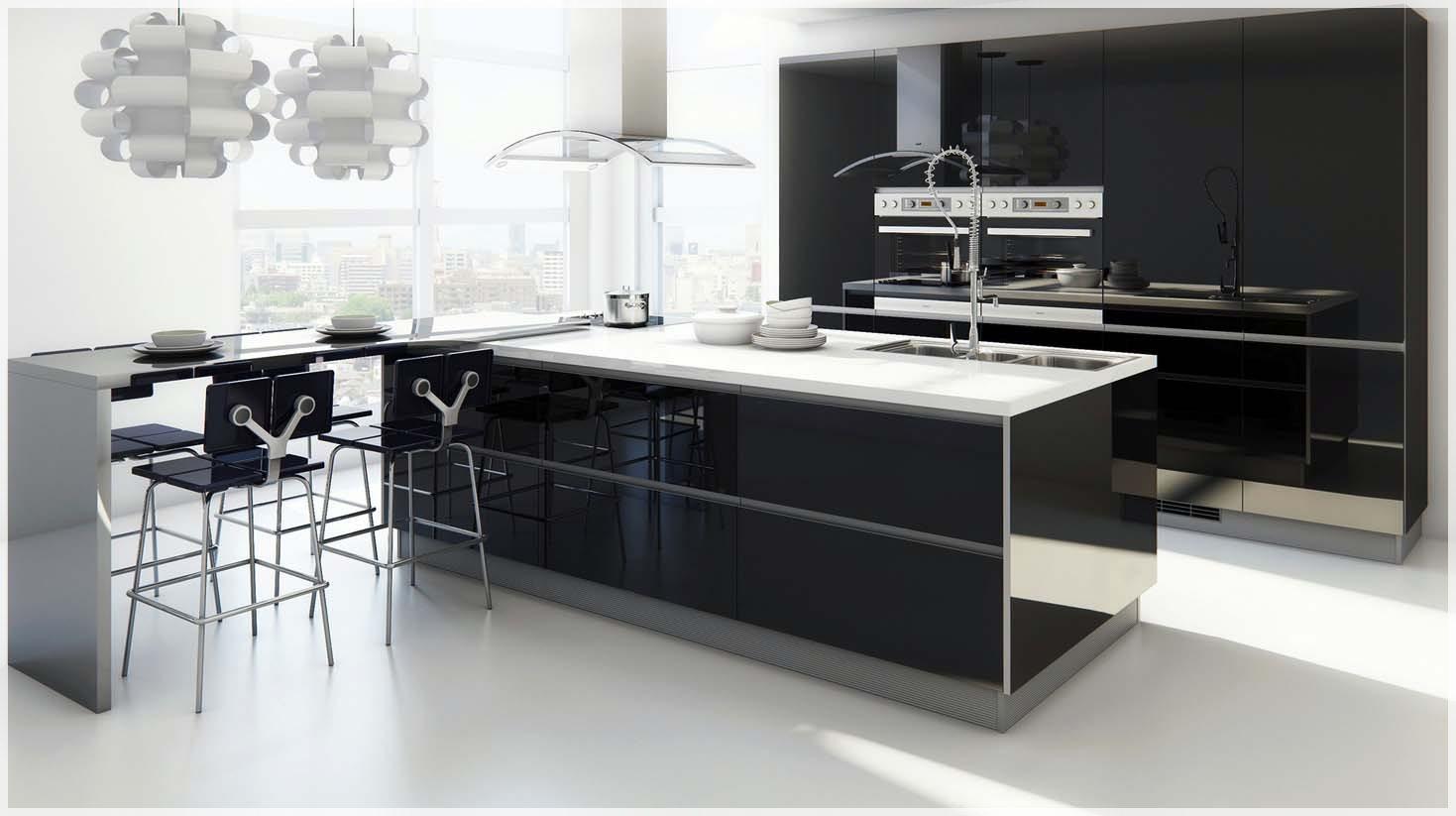 7 spis i kjøkken design   interiør inspirasjon