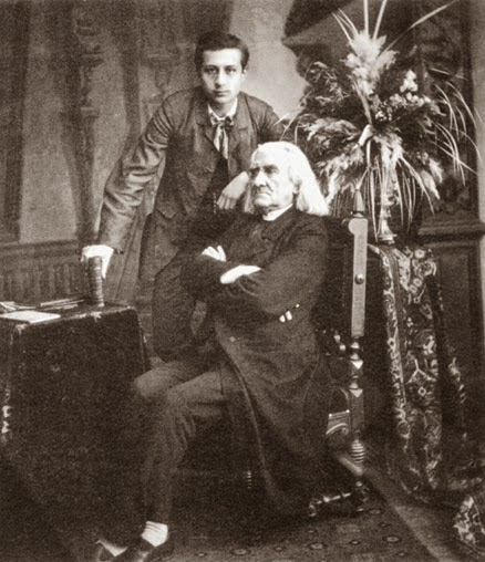 Franz Liszt - Alexander Brailowsky - Rhapsodie Nr.12