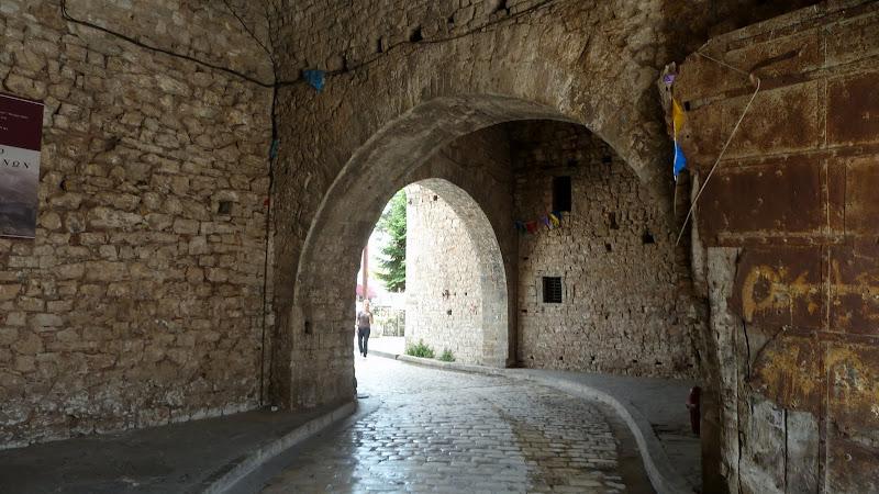 Stadttor zur Kastro von Ioannina (Epirus)