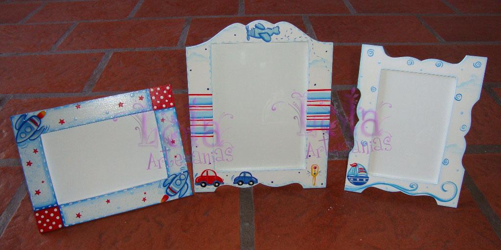 Lola Artesan Portarretratos Para Nenes