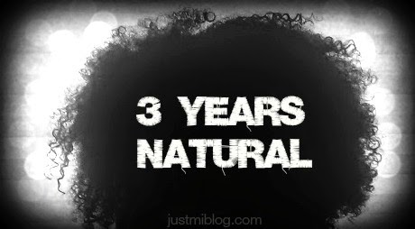 wet natural hair
