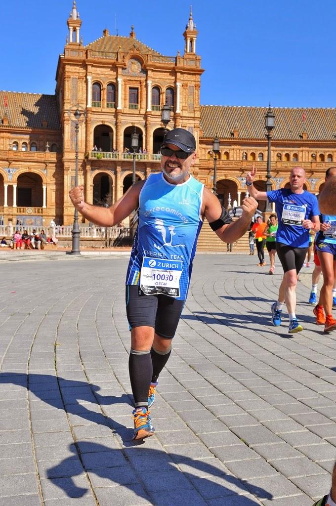 Cronica de un maraton