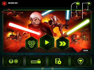 lego star wars the yoda chronicles screen 1 LEGO Star Wars: The Yoda Chronicles (iOS)   Logo & Screenshots