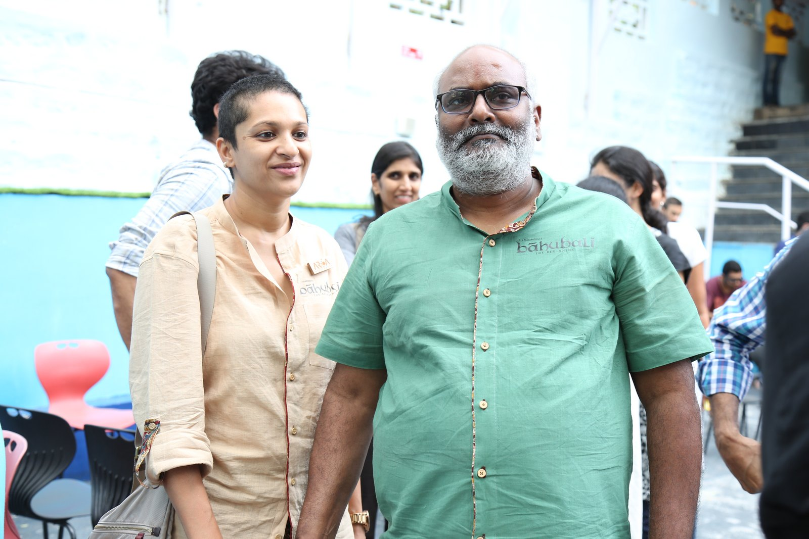 Baahubali Team Success Celebrations HD images | Rajamouli |Anushka | Ramya Krishna