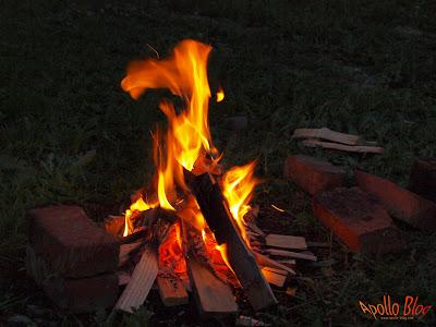 Foc pentru gratar
