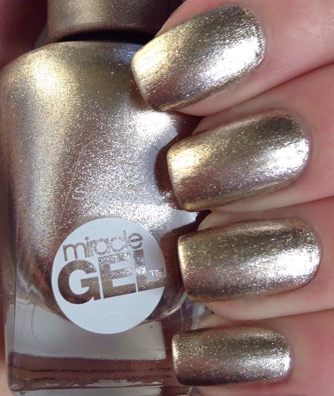 "don's nail obsession!: sally hansen miracle gel ""game of chromes"