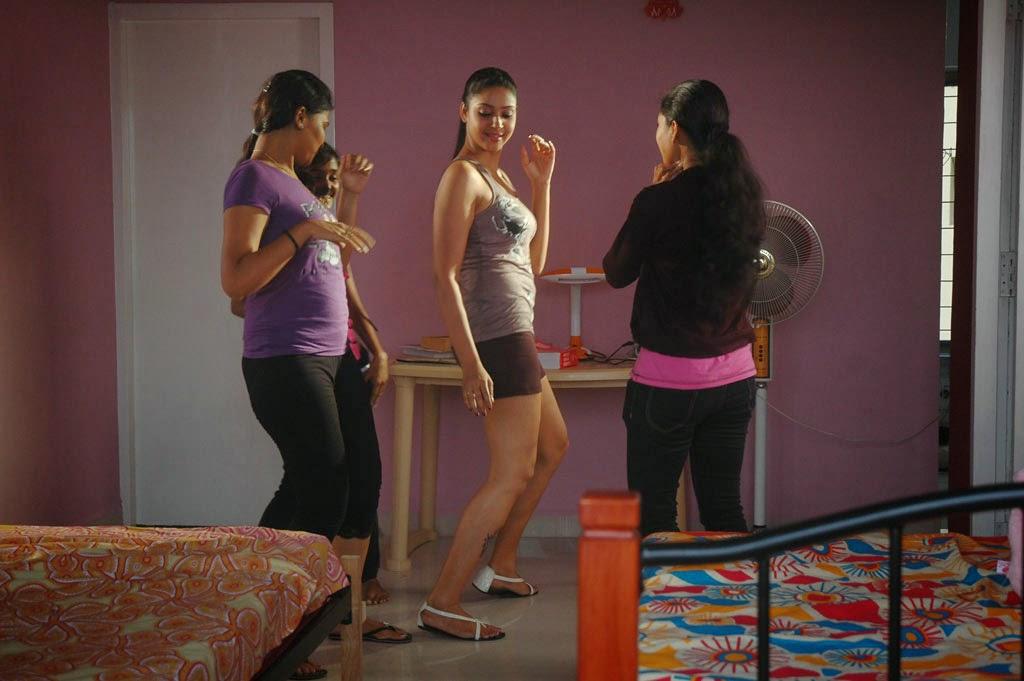Angana Rao shorts