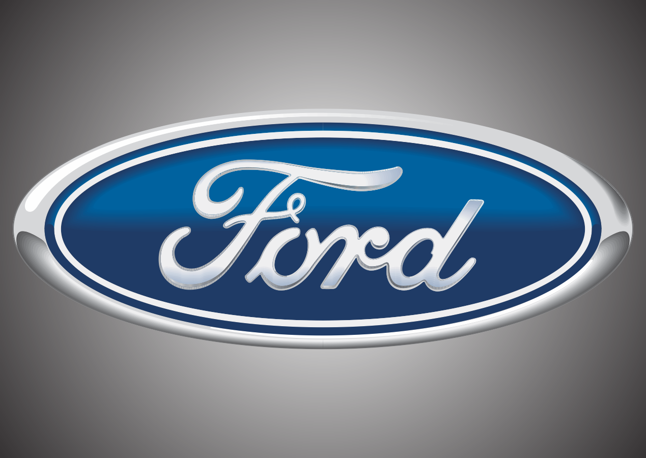 Ford Logo Vector (old logo) download free