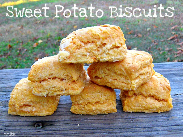 Meet Me in the Kitchen: Sweet Potato Biscuits
