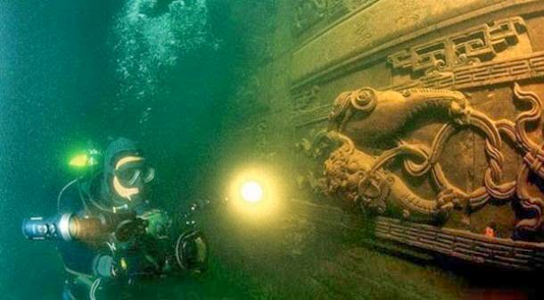 Ten incredible Underwater Discoveries That Have Captured Our Imagination