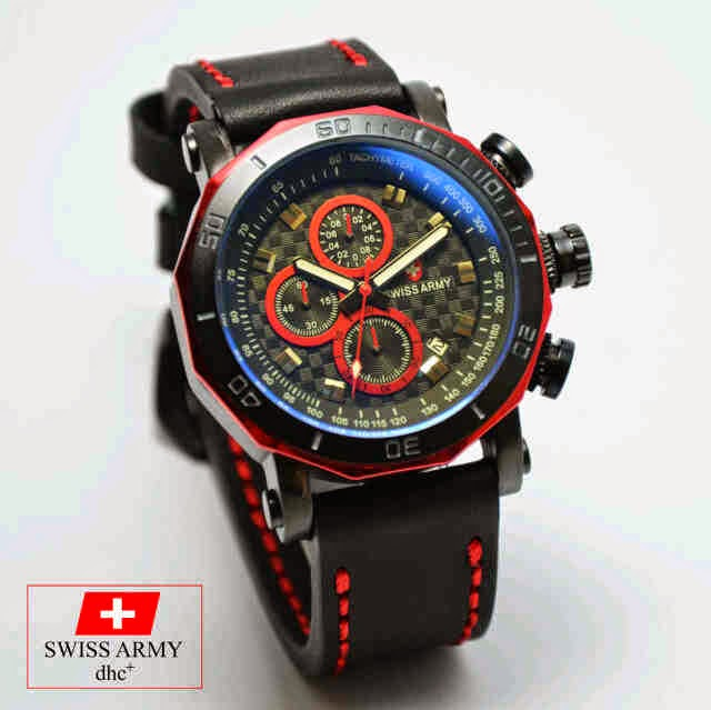 Swiss Army 3108 Kw Super merah