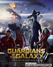 Guardianes de la galaxia (2014) reseña y critica