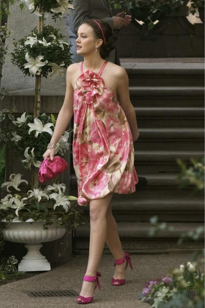 Enxhi Cr7 Blair Waldorf Style On Gossip Girl