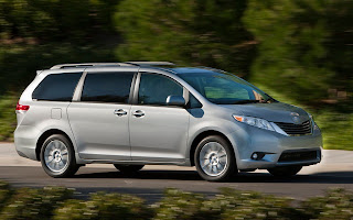 2014 Toyota Sienna Hybrid Release Date and Price