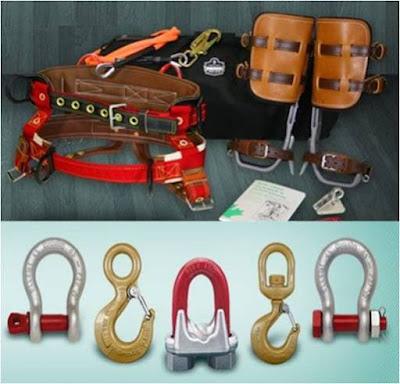 fall arrest equipment