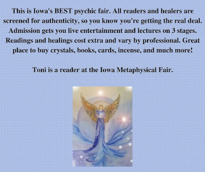 Iowa Metaphysical Fair