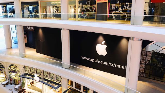 3. Apple Store Mağazası