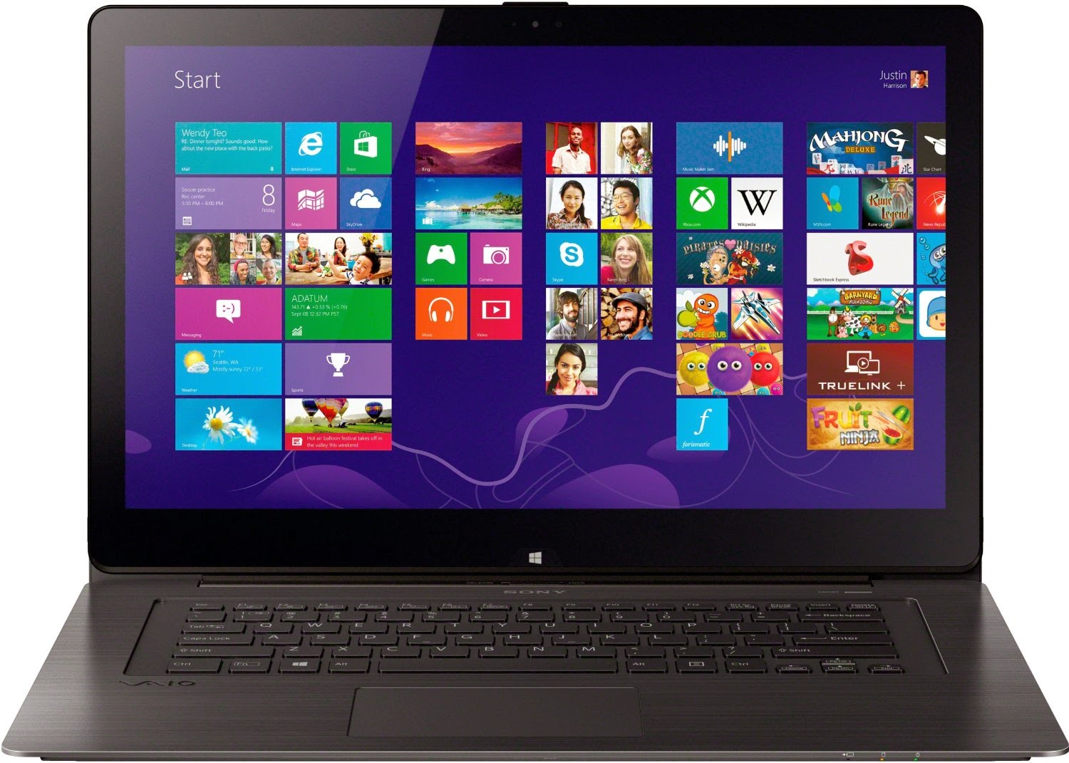 Sony VAIO Fit 14E F14212SN