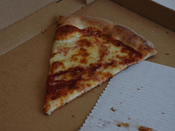 Sometimes God Delivers Pizza
