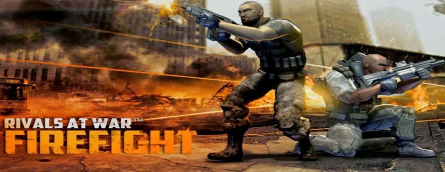 rival at war firefight