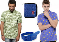 KOOVS :Men's  Apparels And Accessories 40% off
